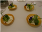 cottage cheese tartlets