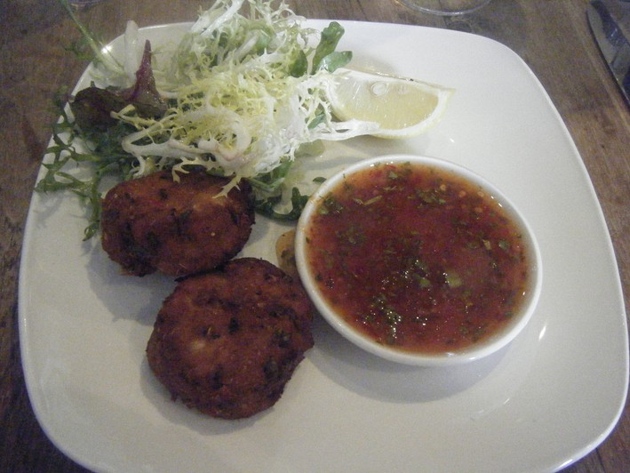 thai fishcake
