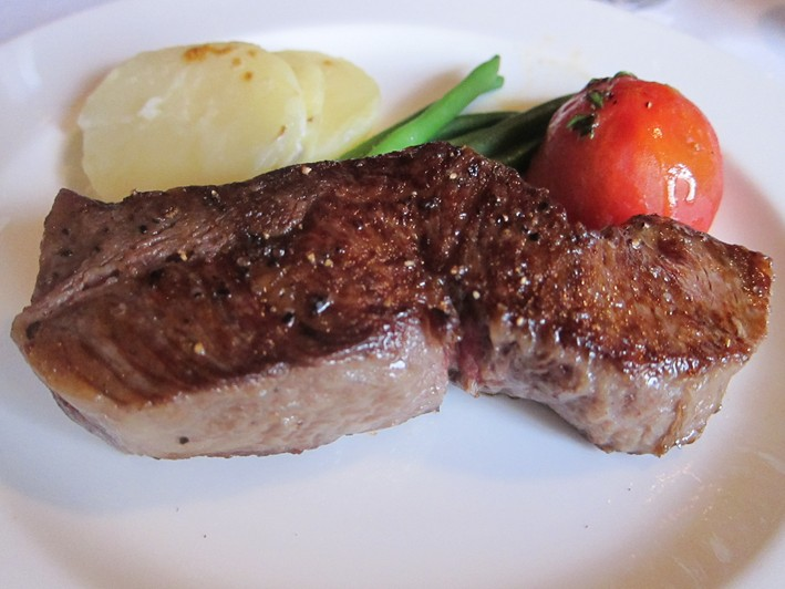 sanda sirloin steak
