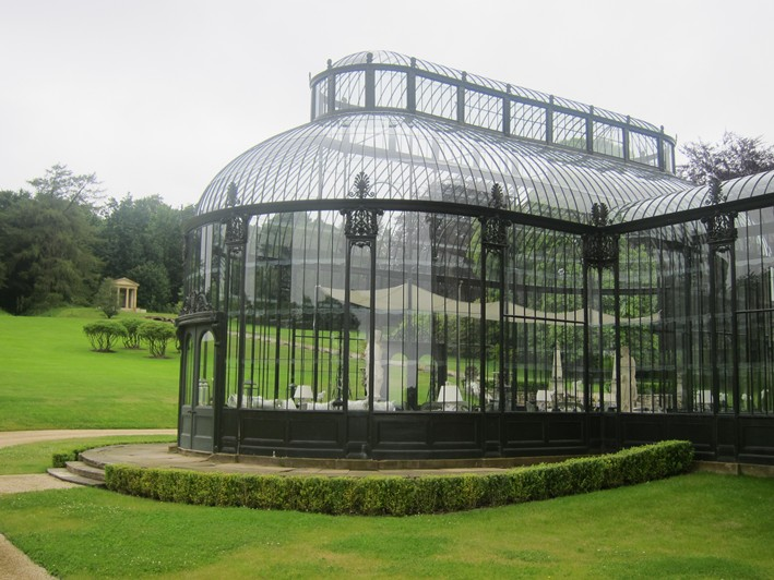 conservatory from outside