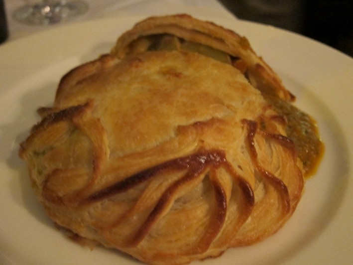 vegetable pithivier