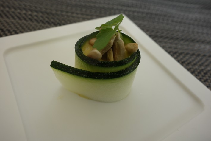courgette nibble