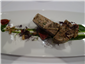 chicken and mushroom terrine