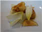 scallops with jerusalem artichoke puree