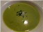 asparagus and wild garlic soup
