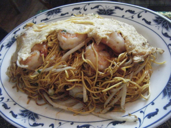 egg pad thai