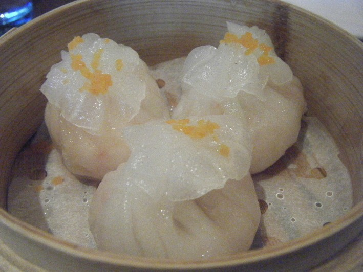 lobster dumplings
