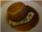 venison steak pie