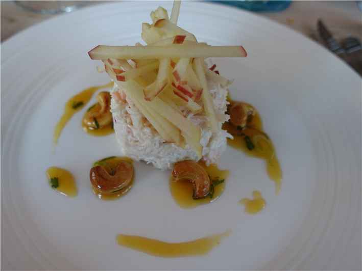 crab and apple