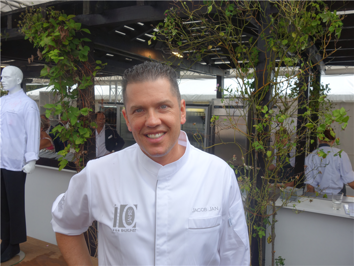 chef Jacob Jan Boerma