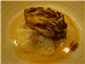 sweetbread with hen of the woods mushroom