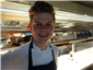 head chef Tom Booton