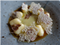 gnocchi with white truffles