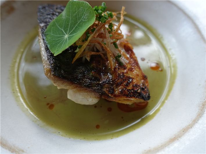 mackerel and daikon