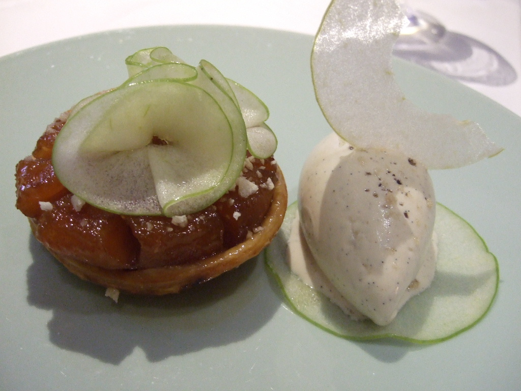 apple tatin