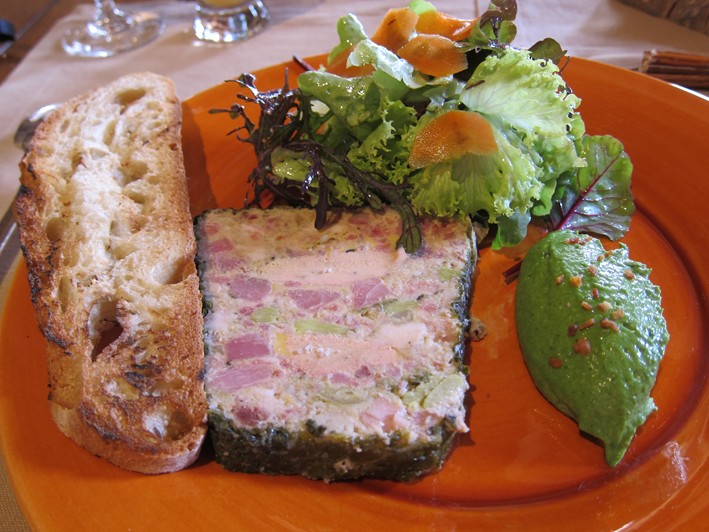 farmhouse pate