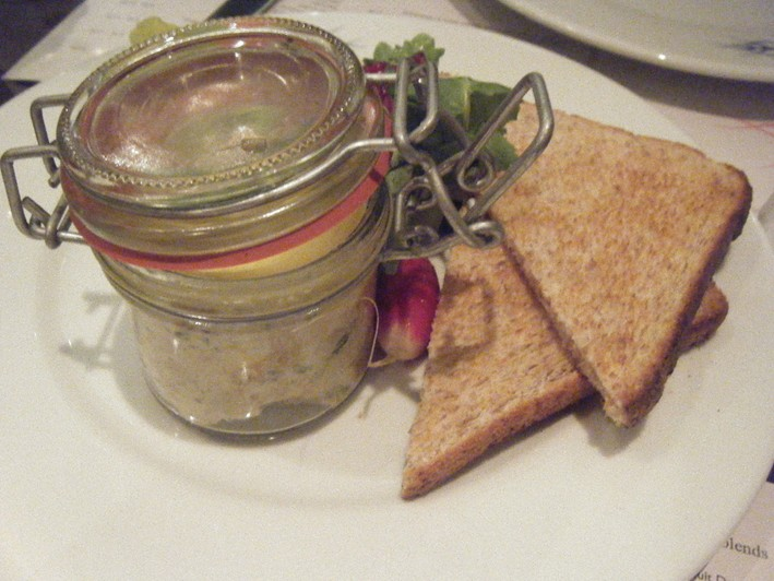 potted mackerel