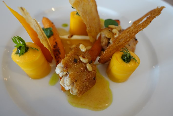 chicken and carrot