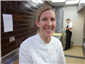 former head chef Clare Smyth in 2015