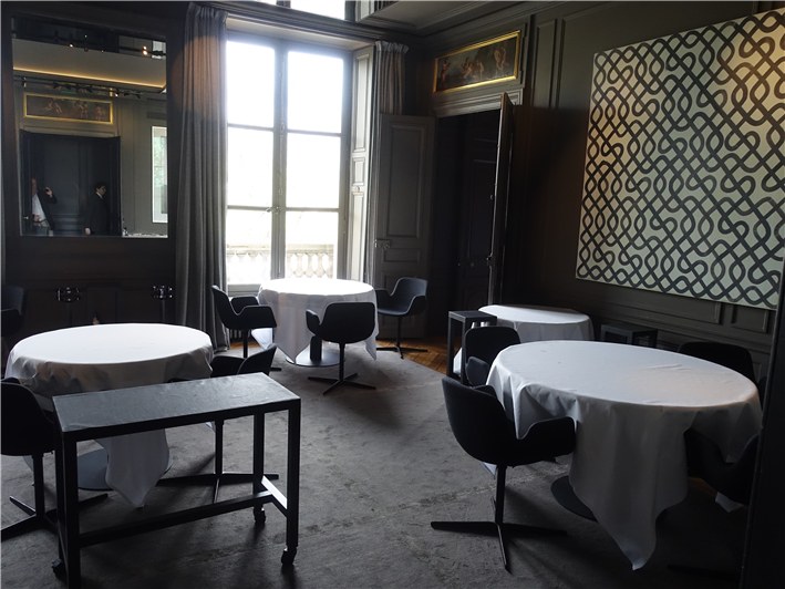 Review Of Paris French Restaurant Guy Savoy By Andy Hayler In April 2018