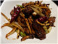 stir-fried duck