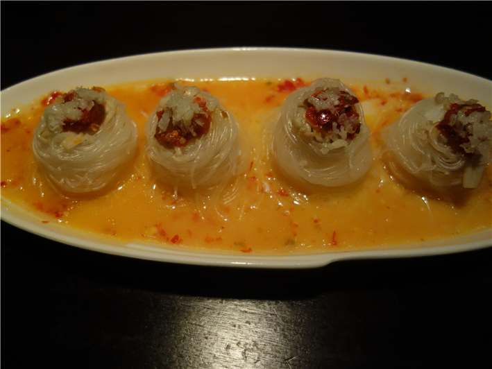 Review of london chinese restaurant hakkasan mayfair by for Andy s chinese cuisine
