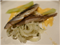mackerel and fennel
