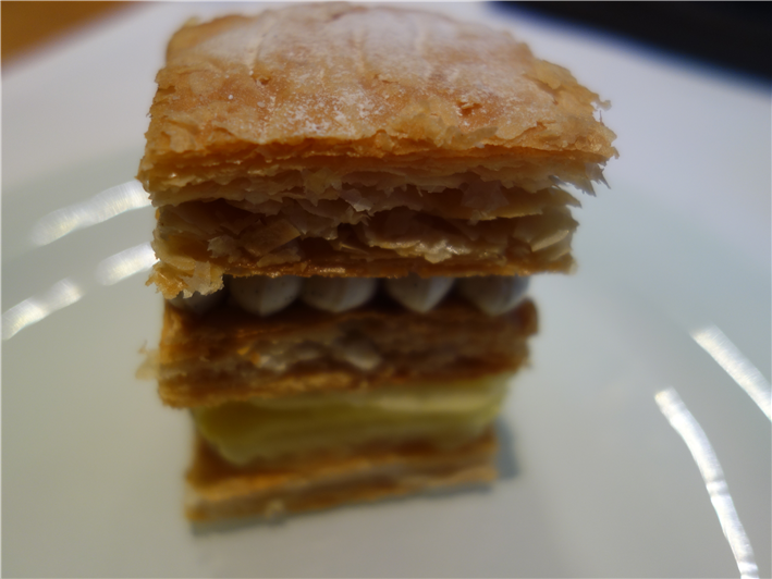 apple millefeuille