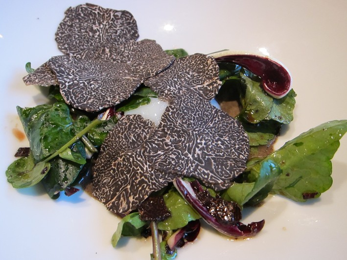 trufffle salad