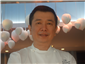 Head chef Tong Chee Hwee