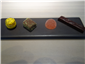 petit fours at lunch