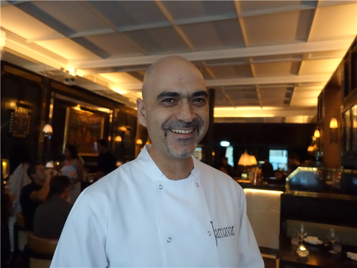 head chef Mehernosh Mody