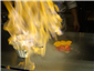 the flambé process