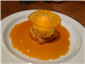 crepe Suzette served