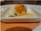 quenelle of scallop