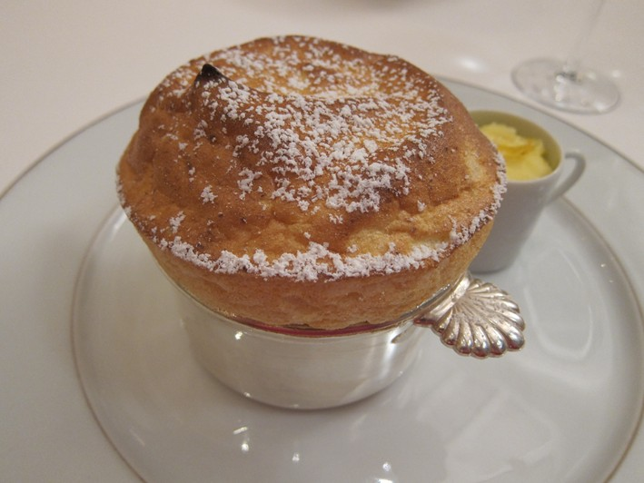 apple souffle