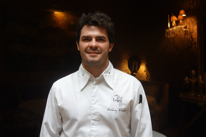 chef Anthony Bonnet