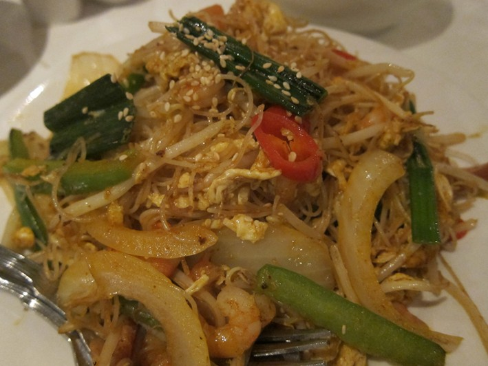 Mandarin kitchen restaurant review 2011 september london for Andys chinese cuisine