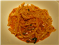 crab with strozzapretti pasta