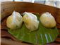 sweet corn dumplings