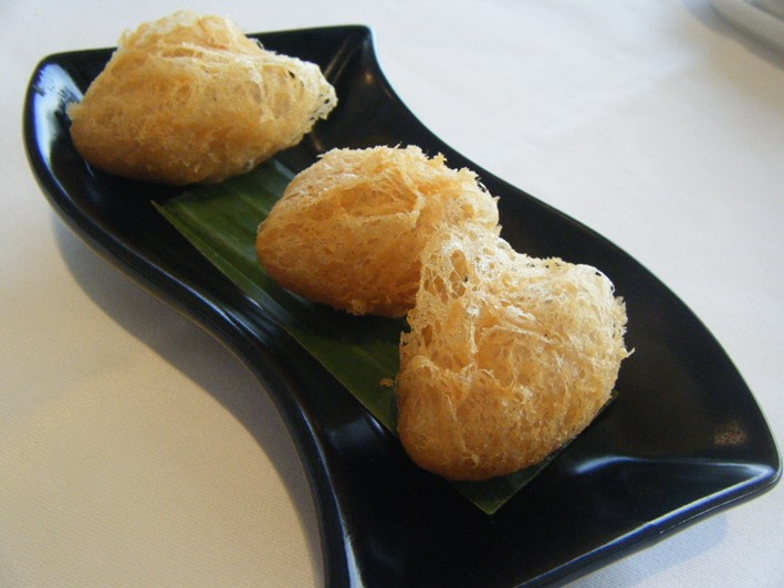 yam croquettes