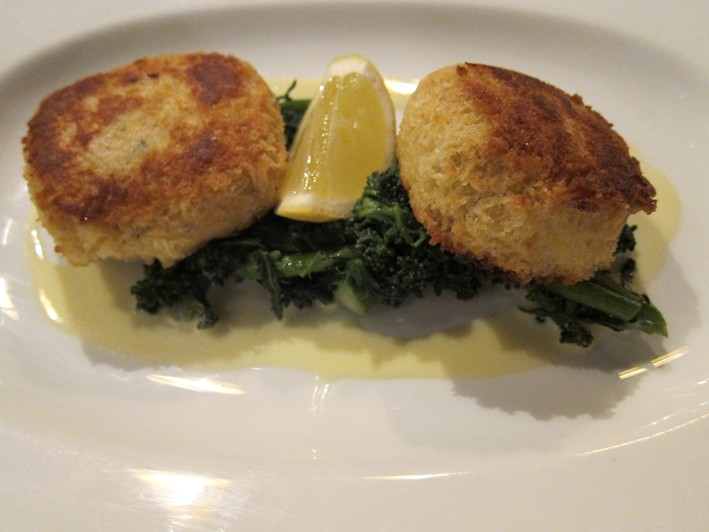 haddock and salmon fishcakes