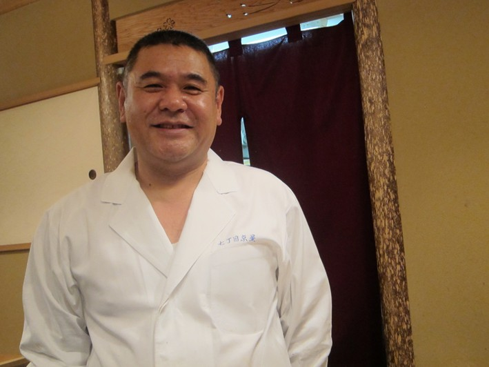 head chef in 2012