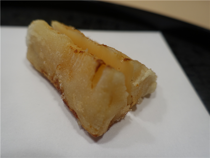 bamboo shoot tempura