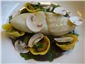 turbot and tortellini