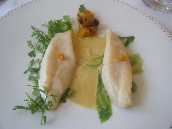 john dory with spices