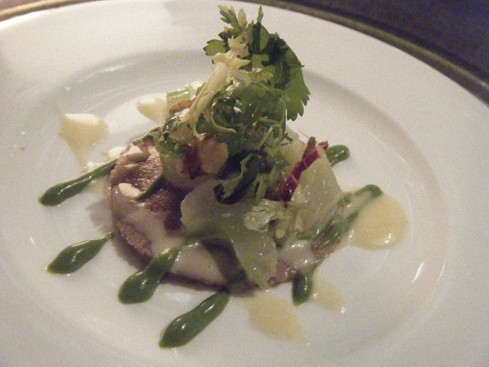 salad of veal and celery