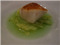 black cod with celery