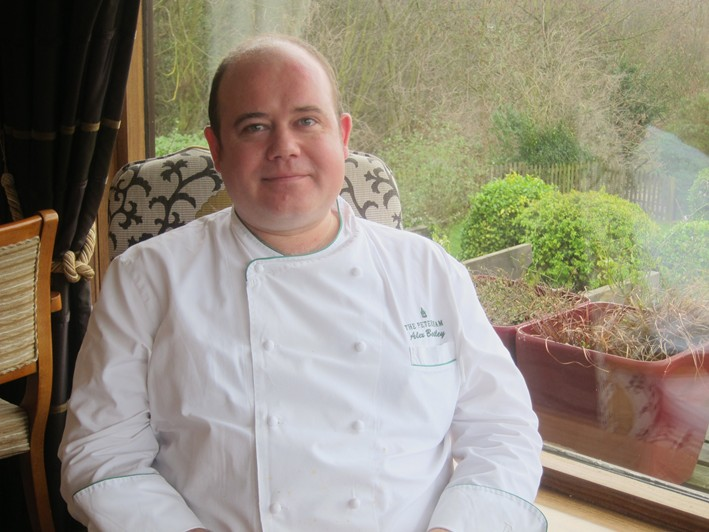 former head chef Alex Bentley