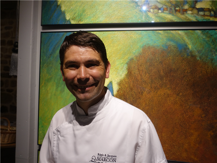 chef Jacques Marcon